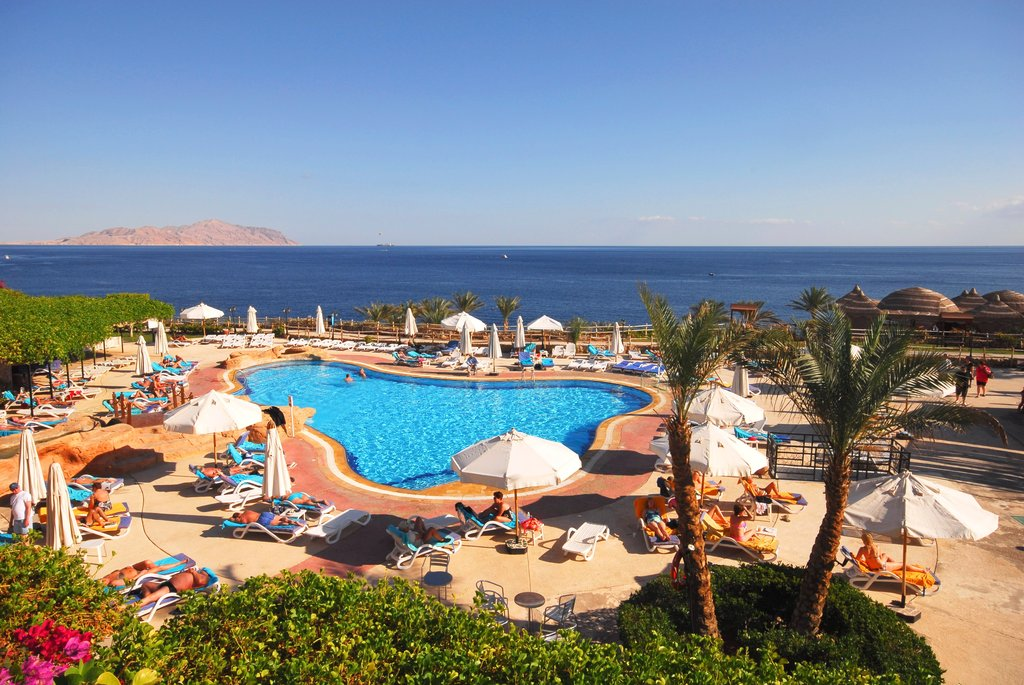 New Year in Egypt, Island View Resort 5*
